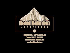 Logo Hotel Bahnhof Ausserberg